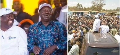 NASA beats Jubilee to Kenya's historic grounds