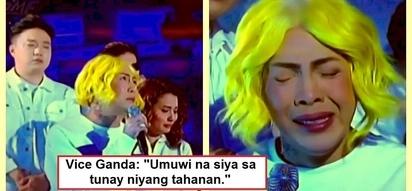 Tumulo ang luha ng lahat: Vice Ganda and his 'It's Showtime' co-hosts cried hard while paying tribute to Franco Hernandez