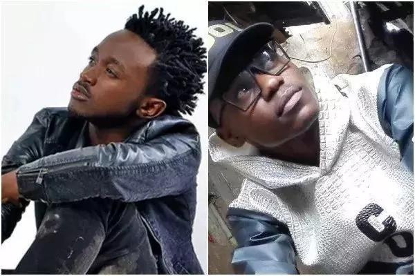 Bahati anaiga watu wengine? Hiki ndicho anapanga kumfanyia mwanawe