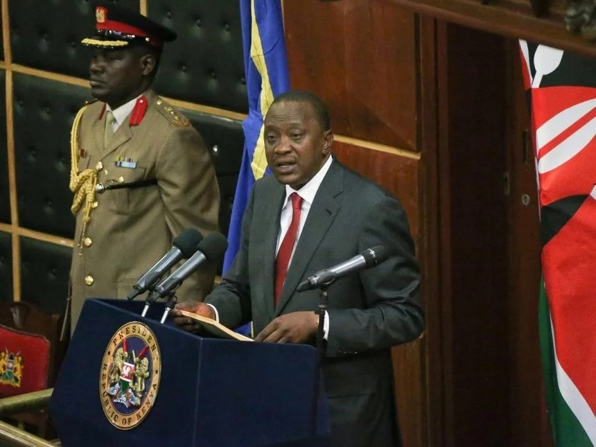 Supreme Court Judges skip state opening of Parliament presided by Uhuru Kenyatta