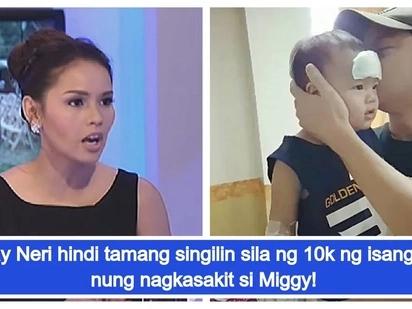 """Neri Naig fumes at doctor for charging them 10k: """"Hindi sa pera yun, kaya kong bayaran o ipabayad sa asawa ko"""""""