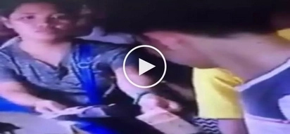 Manlolokong babae! Shocking Pinay thief fools store cashier by claiming she had not been given her change yet