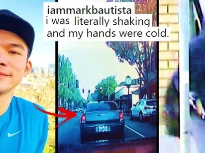 BREAKING! Mark Bautista almost got killed by a deadly gunman in Seattle, USA: 'This is the most terrifying moment ive ever experienced'