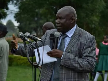 Bungoma deputy governor, Jubilee MP engage bitterly at public function, supporters fight
