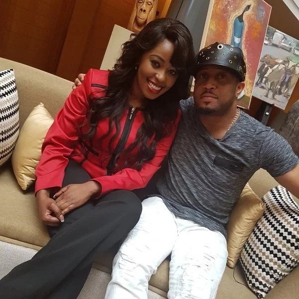 Looking back: Mike Ezuruonye meets TV host Lilian Muli