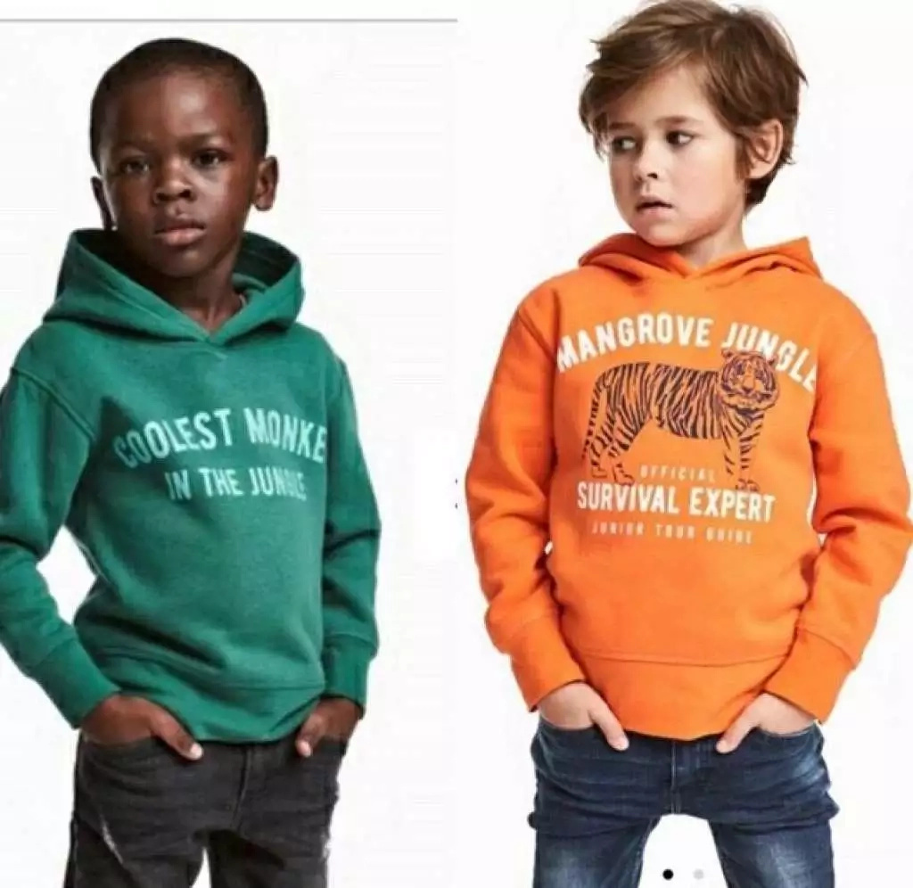 Mother of H&M child model weighs in on controversy