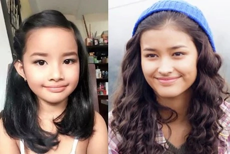Little girl from Naga is Liza Soberano's mini version