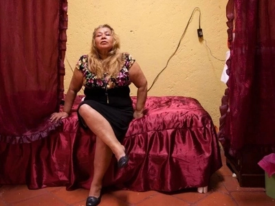 Inside house where prostitutes go to spend rest of their lives (photos)