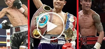 Pinoy Pride: 3 Awesome Filipino boxers dominate dangerous Mexicans in California