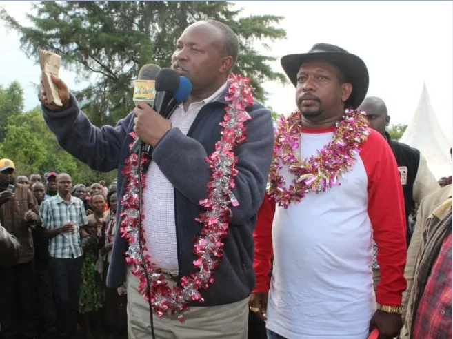 Sonko warns Ruto against supporting Wamalwa for governor