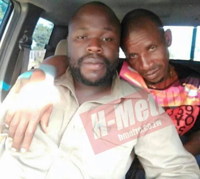 Godfrey Madare and Norest Mangwiro. Photo: H-Metro