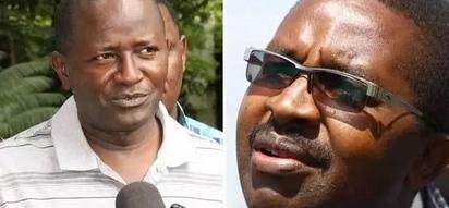 Mpinzani mkuu wa gavana wa Murangá awashangaza wengi na uamuzi wake wa kisiasa
