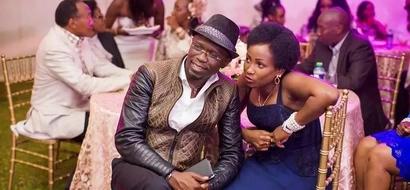 Ababu Namwamba's wife goes 'berserk', calls him names on his birthday