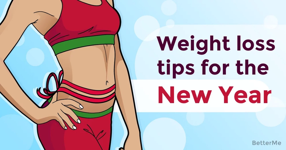 Weight loss tips for the New Year to come