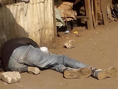 Three stoned to death in Gachie in alleged thwarted theft