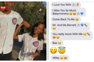 Man commits suicide after girlfriend dumps him - Read the last message he sent to her