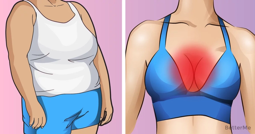 10 signs that your body has too much estrogen which can lead to weight gain