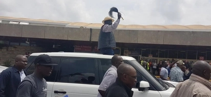 Govt denies operations at JKIA have stalled after police clash with NASA supporters