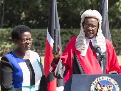 This is why Kenyans can no longer trust Justice David Maraga
