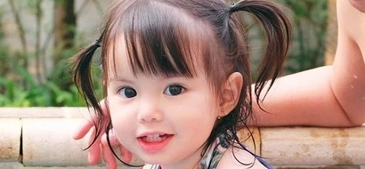 8 impossibly adorable photos of Baby Olivia that will actually make you a happier person