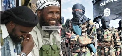 A very UNLIKELY top al-Shabaab leader SURRENDERS (photos)