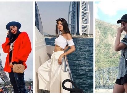 Imbis na magpaganda lang, nililibot nila ang mundo! 10 most-traveled young local celebrity chics
