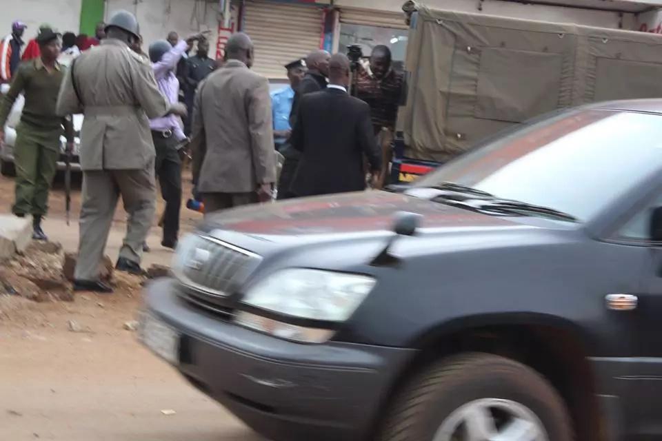 Maafisa wa polisi wampiga mwanahabari wa K24 TV