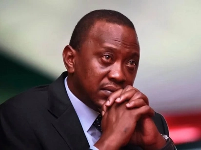 Uhuru joins Kenyans in mourning the late Baringo South legislature