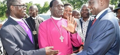 Stop Inviting Ruto And Other Politicians To Church Harambees - Archbishop