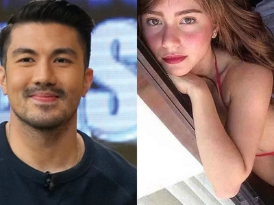 Lambingan din pag may time! Jessy Mendiola shows off intimate moment with Luis Manzano