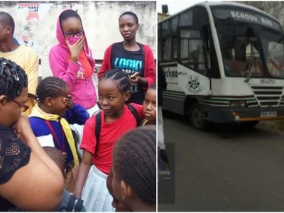 Kindergarten boy run over by school bus in tragic Mombasa accident