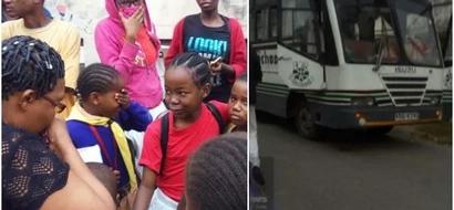 Kindergarten boy run over by school bus in tragic Mombasa accident