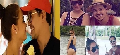 #Denypamore John Lloyd dispels rumors of Lloydie-Maja relationship