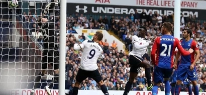 Victor Wanyama scores as Tottenham Hotspur win