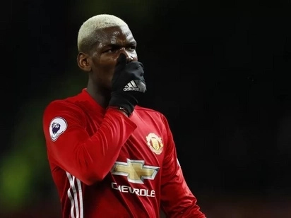 Manchester United star Pogba flaunts new hair-style ahead of France friendlies against Colombia, Russia