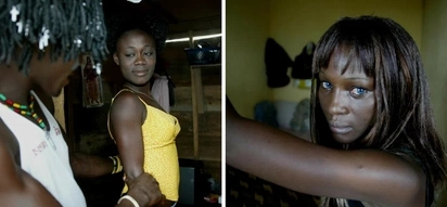 Angels of death! See HIV-positive girls working in brothels where AIDS claims 10 million lives each year (photos, video)