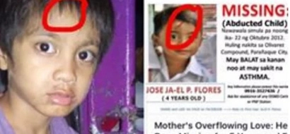 These are the reasons why netizens think that viral kid is Ja-El Flores