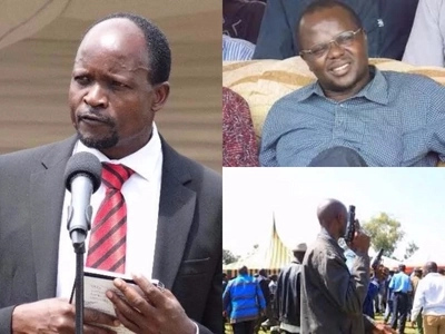 Confusion in Migori as candidate who lost in the ODM gubernatorial race declares himself winner