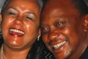Rais Uhuru Kenyatta ATOBOA siri kuu kumhusu yeye na mkewe, Margaret