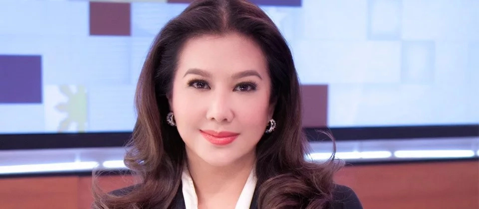 Korina Sanchez shares inspiring story about starting up journalism career