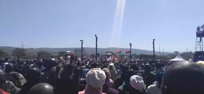 Prophet Owuor's followers show evidence miracles happened at the Nakuru rally
