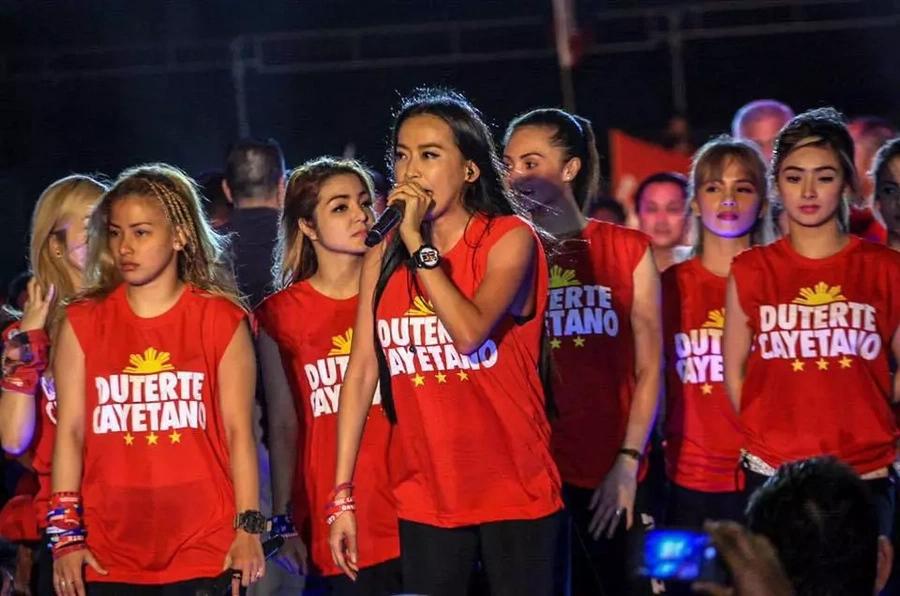 Mocha Uson explains Bilibid concert of Mocha Girls