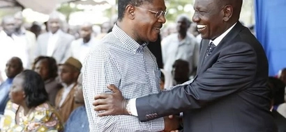 How Wetangula completely changed the life of DP Ruto's close friend