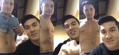 "Sharp-tongued Luis Manzano calls people who believe his gay video with Piolo Pascual ""fools"""