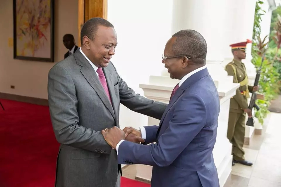 President Uhuru Kenyatta's last-inch plans before elections divides Kenyans down the middle