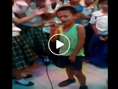 This viral kid singing hit song 'Sayang na Sayang' will give you chills...here's why