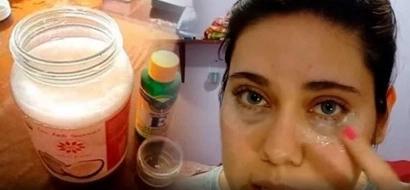 Me siento 5 años más joven - Una crema hecha de 3 ingredientes que elimina las arrugas como si fuese una esponja