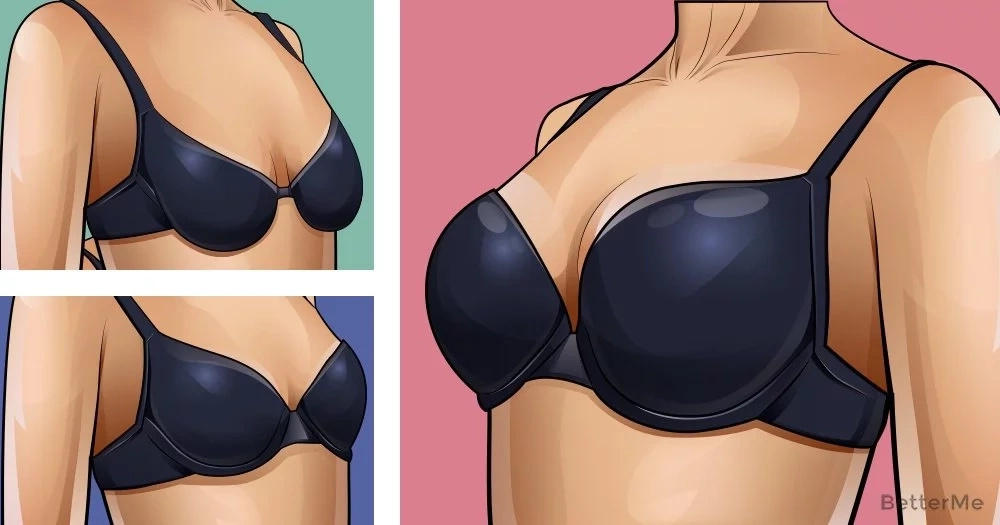 5 ways your breasts change throughout the month