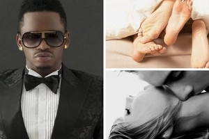 So, Diamond Platnumz came to Kenya and had sex with this Kenyan girl (photos)