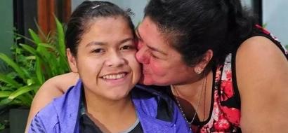 Ella necesita un trasplante de riñón, pero jamás imaginó que conseguiría más que eso